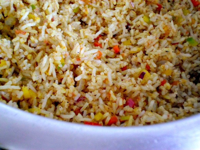 how to cook basmati rice for biryani