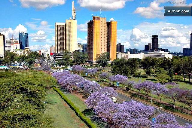 beautiful nairobi city