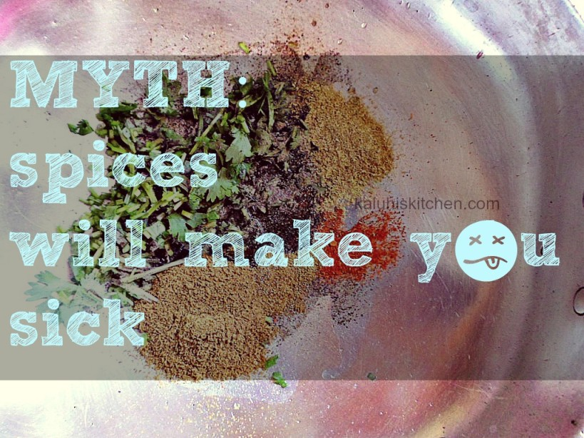 FOOD MYTHS DEBUNKED SPICES WILL MAKE YOU SICK FACT SPICES COME FROM NATURE AND POSE NO HARM_KENYAN FOOD BLOG