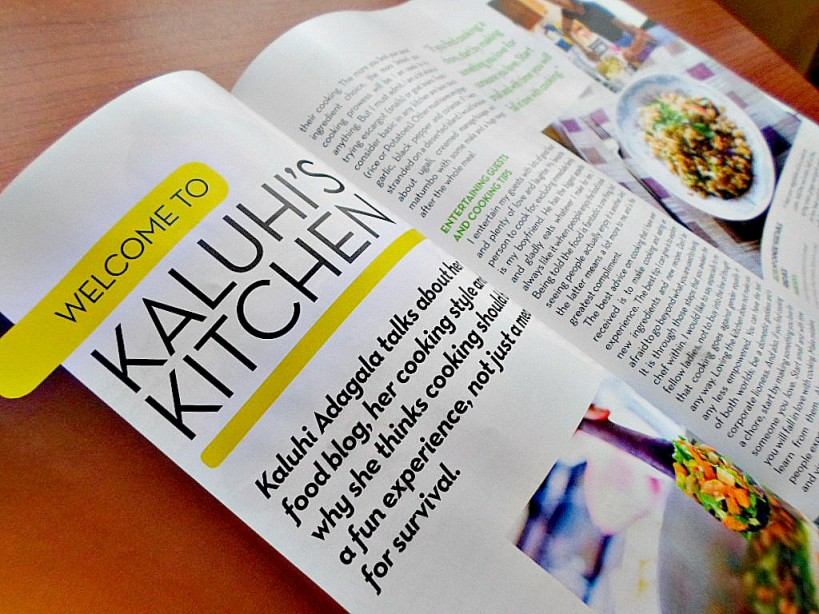 Kaluhi Kitchen_Healthy woman magazine_ kenyan food blogger