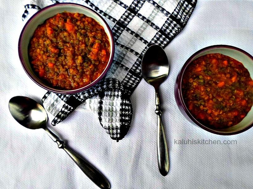 Kenyan Food_Ndengu recipe_How to cook Green Grams_Kenyan food blog