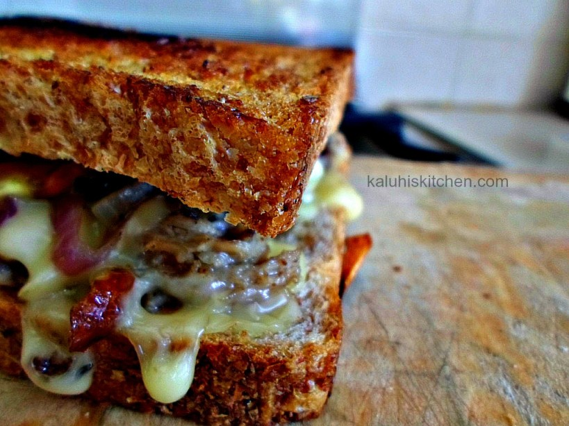 comfort food_grilled cheese chicken sandwich_Kenyan food blogs_best grilled cheese reciep