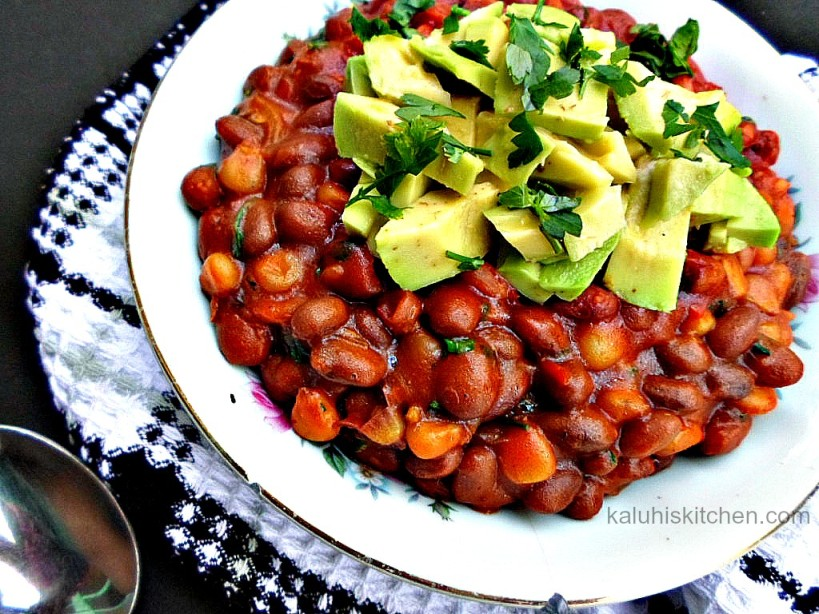 githeri (beans and corn) Kenyan githeri_eknyan food_best githeri recipe with ginger and chilli