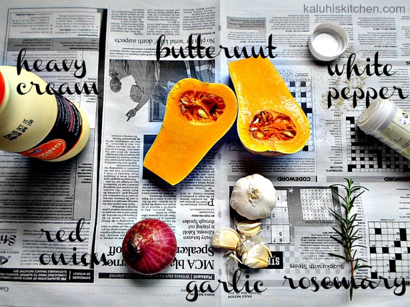 how to make butternut soup_butternut soup ingredients_Kenyan food blogs