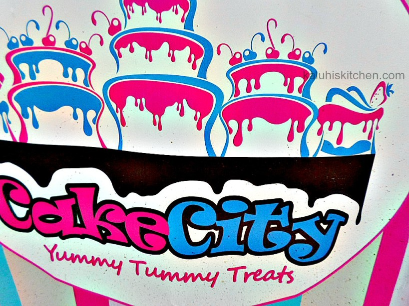 Cake festival bakes included cake city who are a distinguished baker in Nairobi