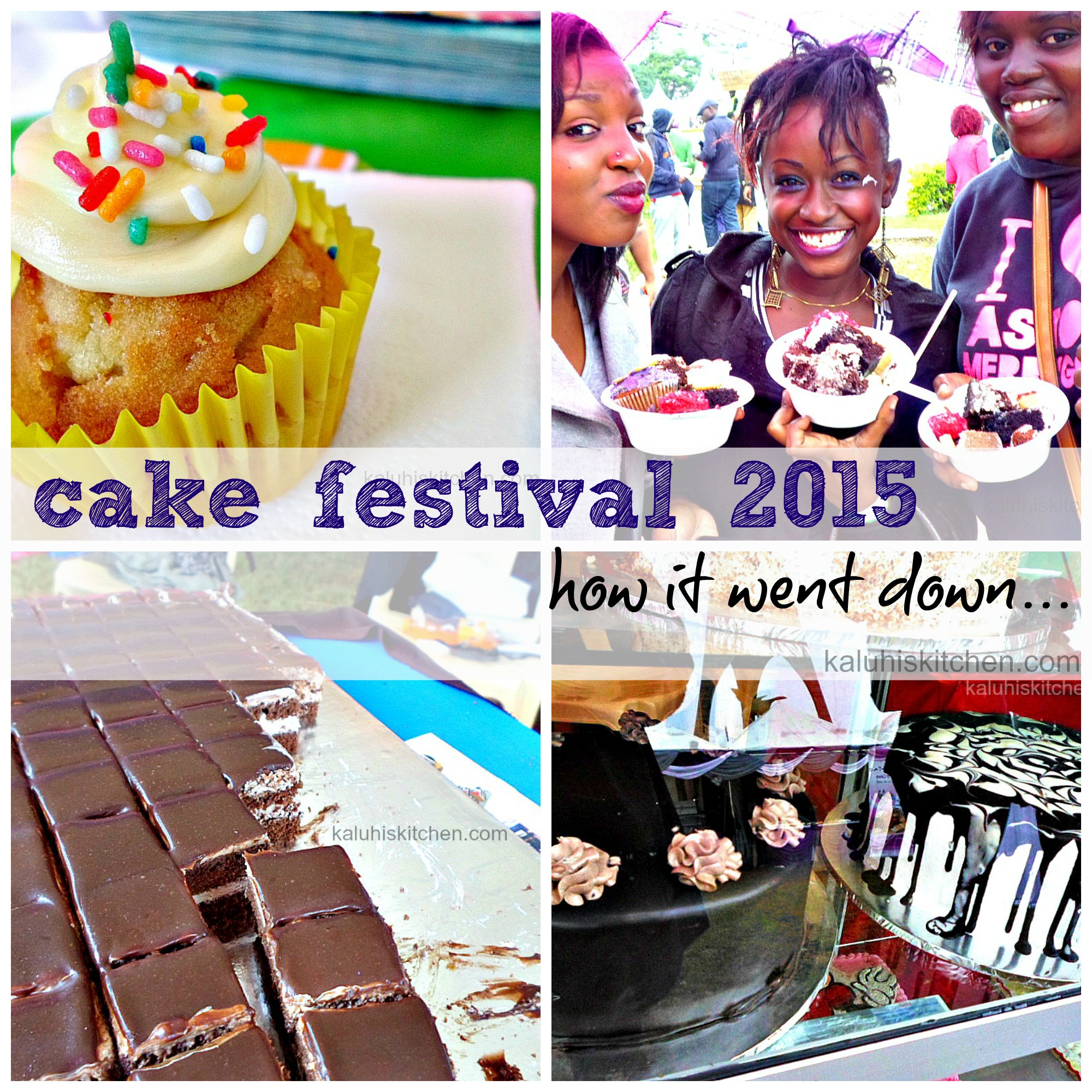 cake festival 2015 nairobi kenya aa illustrated by kenyan food blogger Kaluhi Adagala