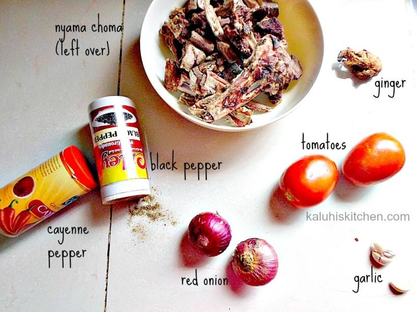 nyamachoma ingredients_how to  make nyamachoma more savory and exciting_Kenyan food