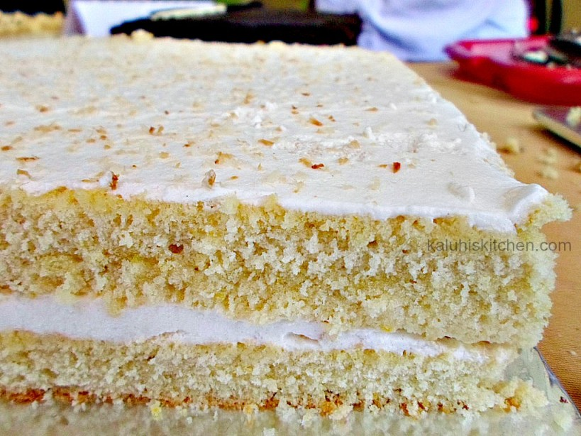 orande and coconut cake by cakes and muffins along ngong road nairobi_cake festival 2015