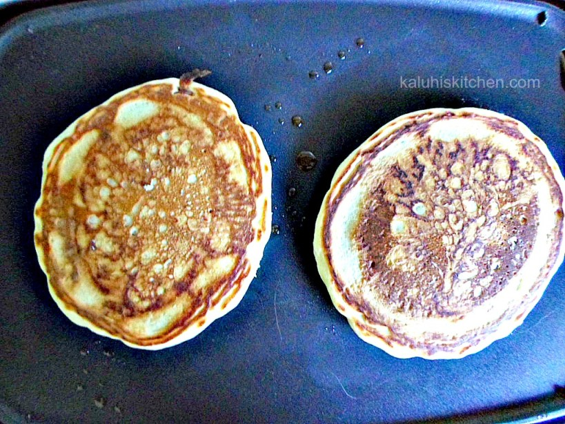 perfectly browned funfetti pancakes with the flavor of orange zest_best breakfasl recipes