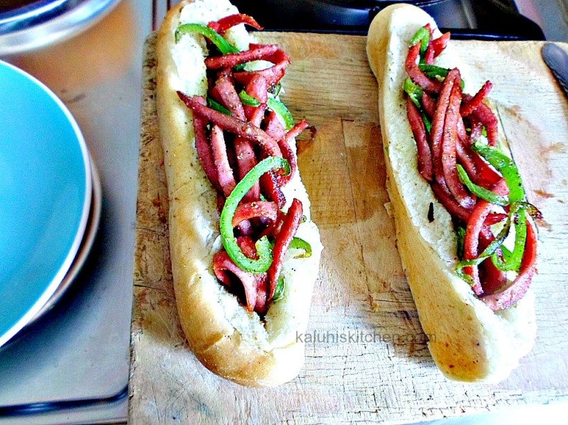 best hot dog recipe which adds alot more nutrients to the average hot dogas presented by Kaluhi Adagala