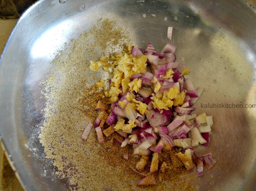 sauteing your broccoli with garlic, red onion,white pepper and coriander powder increases their flavor profile