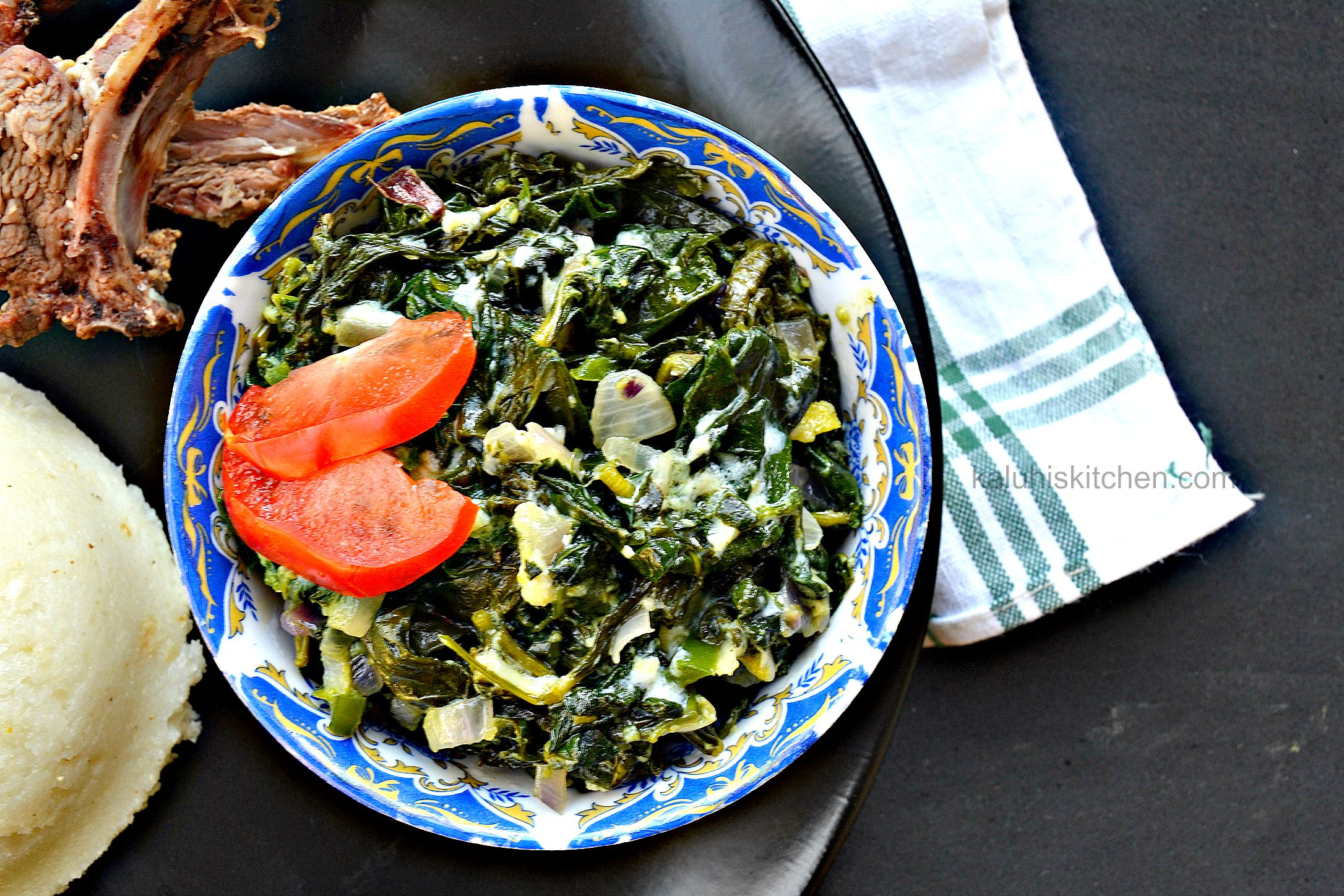 kaluhiskitchen.com_best keyan food blog_how to make kunde_traditional kenyan cuisine_