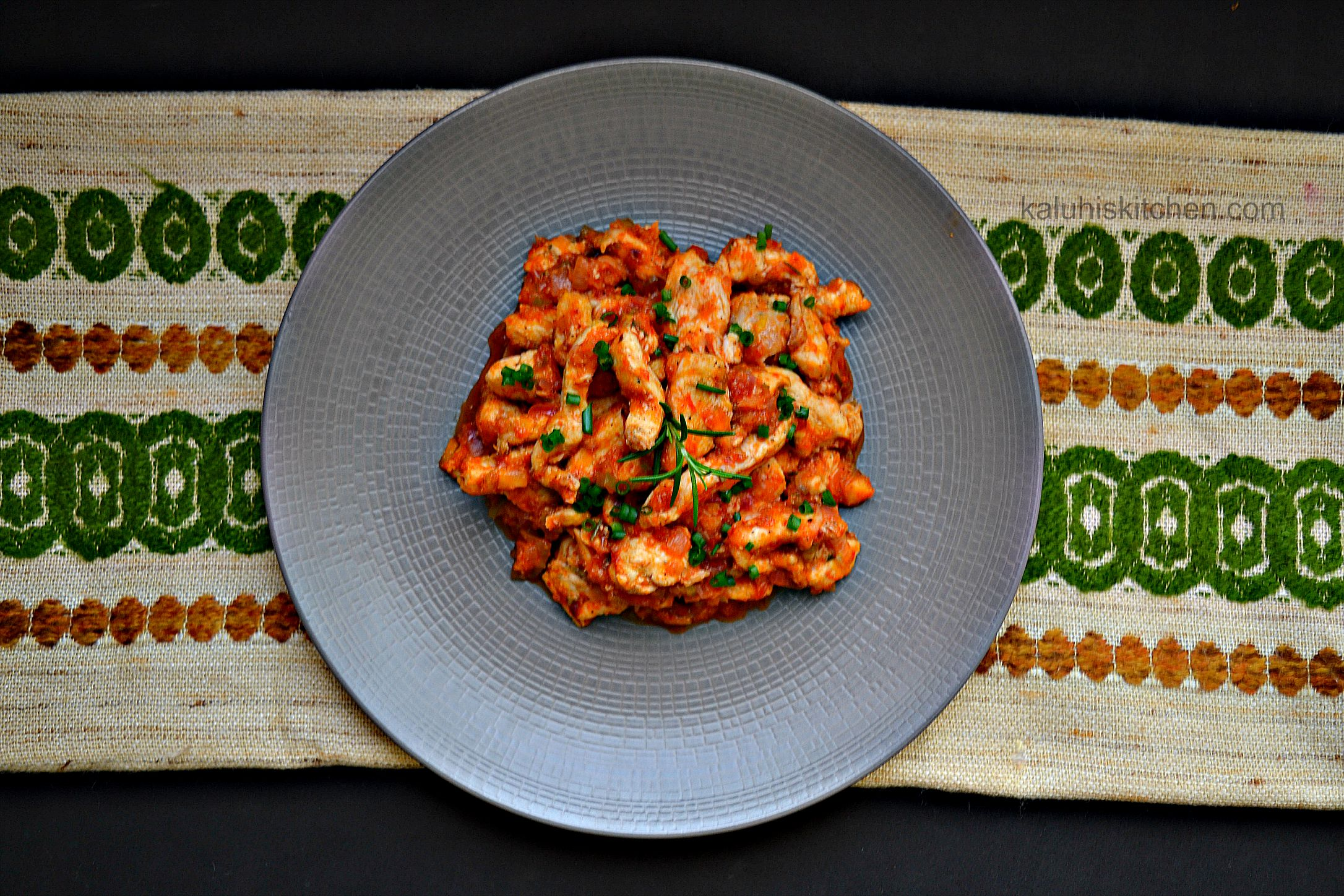kaluhiskitchen.com_saucy orange and ginger chicken_best kenyan food bloggers