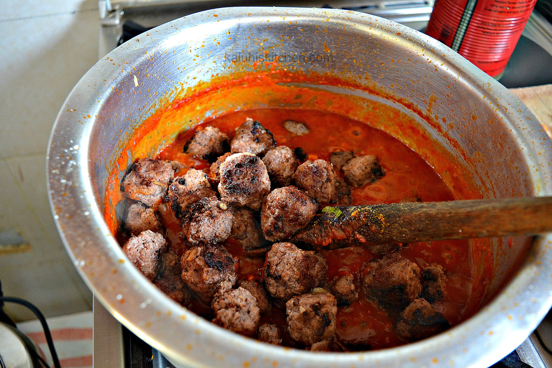 kenyan food_kenyan food bloggers_meatball tikka masala_kaluhiskitchen.com