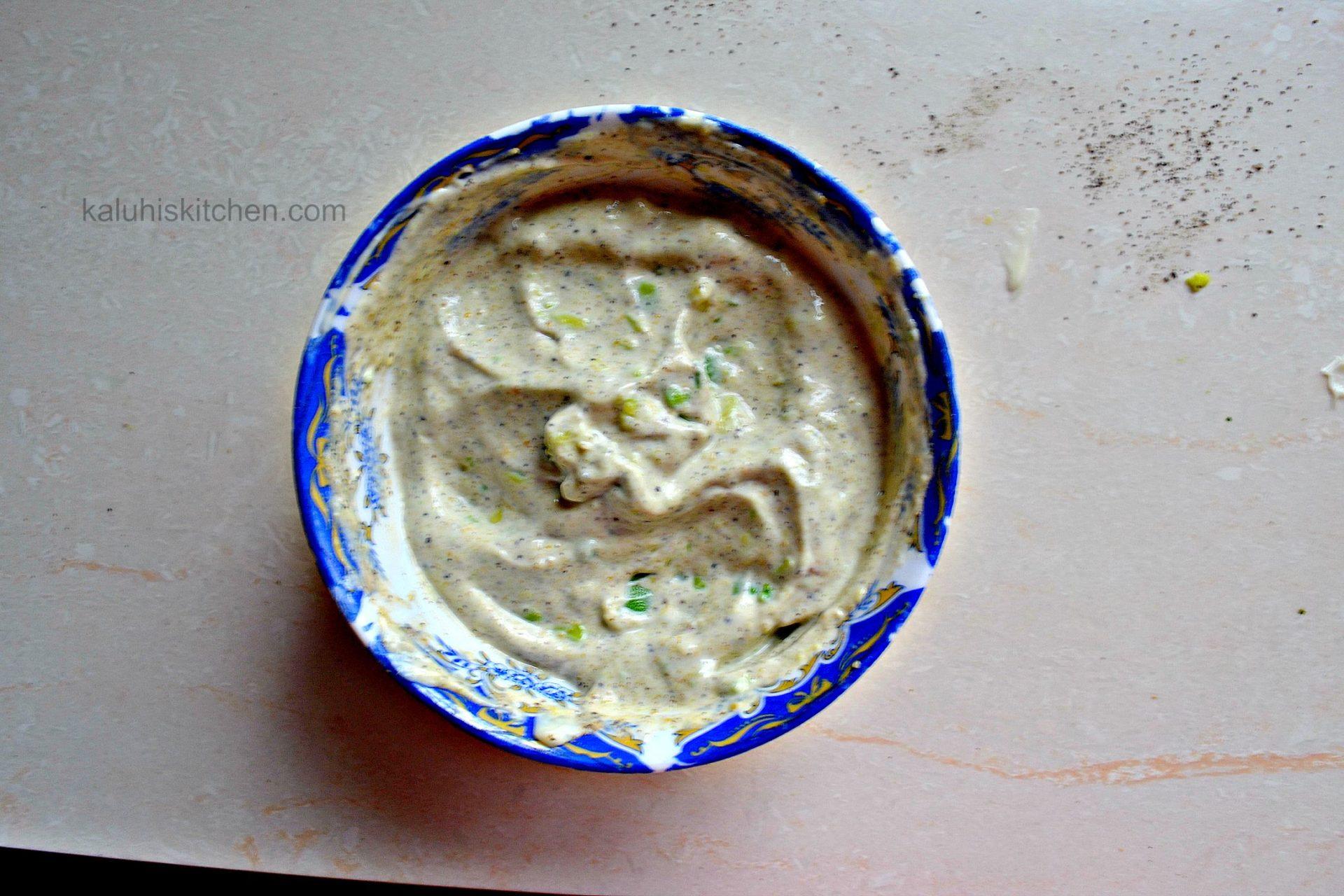 tartar sauce with avocado_how to make tartar sauce_kaluhiskitchen.com_african cuisine