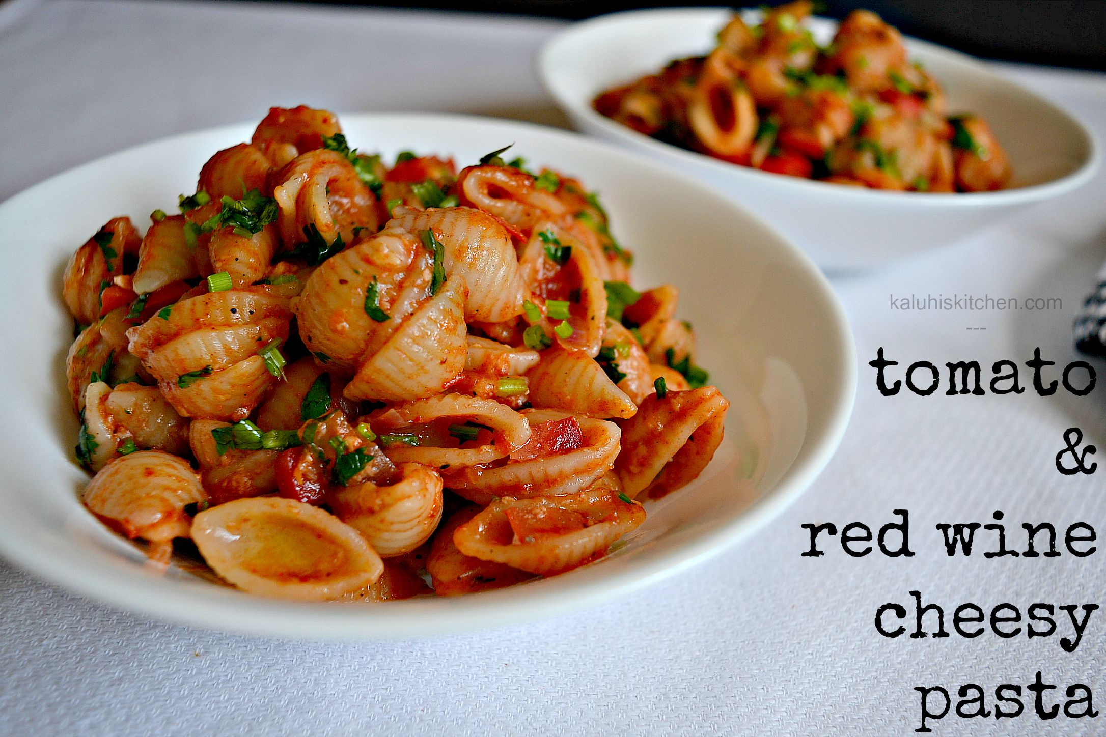 kaluhiskitchen.com_best kenyan food blogs_pasta recipes_red wine and tomato cheesy pasta_cooking with red wine
