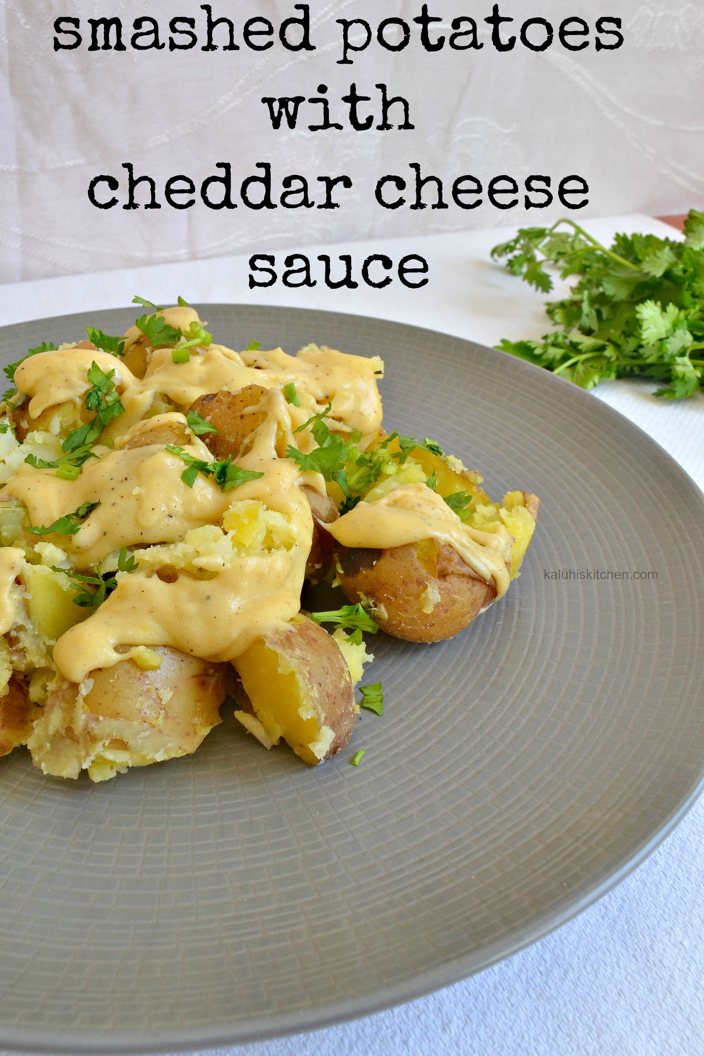 how to cook baby potatoes with cheese