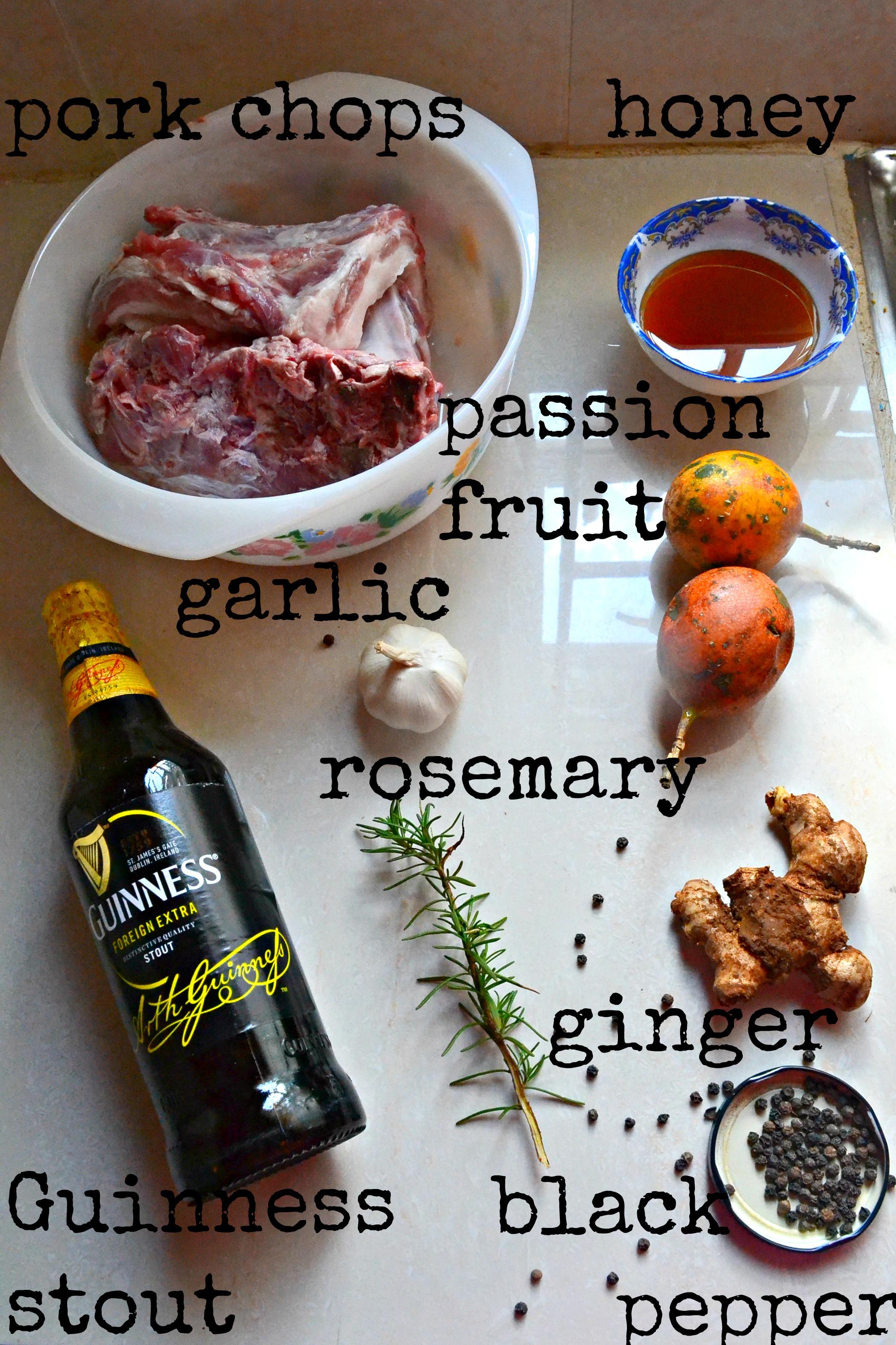 Passion for pork recipes