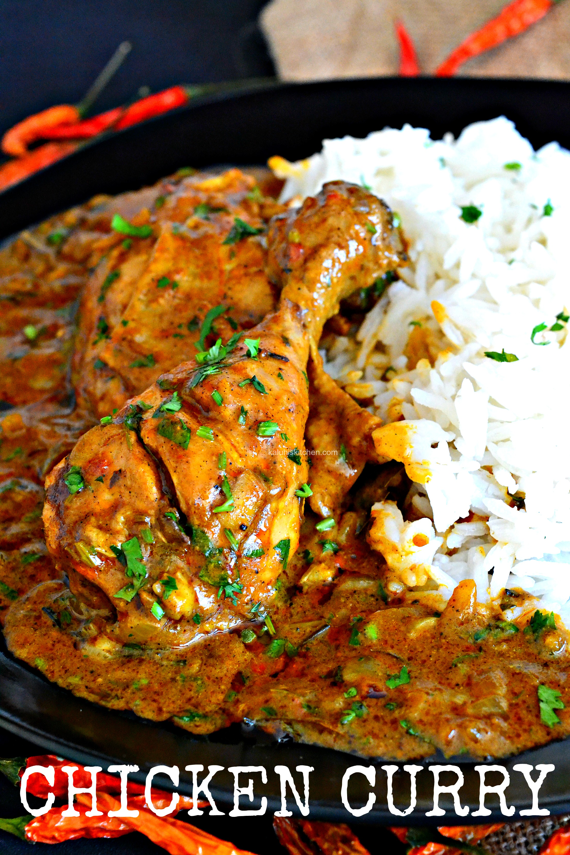 Chicken currychicken curry recipebest chicken curry recipebest food bloggers best food bloggers in africakaluhiskitcheng get a good visual of the recipe from the video below then come for a more in depth explaination of everything 3 forumfinder Choice Image